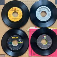 Lot (30) Northern Soul 45 RPM Records
