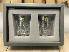 Waterford Crystal | Millennium Universal 5 Toast DOF | Pair NIB