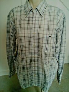 LACOSTE CHEMISE HOMME TAILLE 43