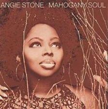 Angie Stone Mahogony Soul CD 18 Track (74321900522) European Arista 2001