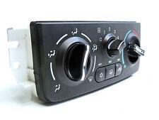 2005 - 2010 Cobalt : A/C Heat Temperature : Climate Control Panel Switch : Black
