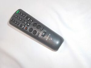 Sony RM-V11 VCR - CABLE - TV Remote Control