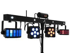 LICHTANLAGE EUROLITE LED KLS Laser Bar PRO FX SET Fernbedienung Tasche Derby