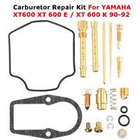 Vergaser Carburetor Reparatur Kit für Yamaha XT600 XT600E XT600K 3 TB 90-92