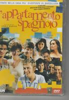 """""""L'APPARTAMENTO SPAGNOLO"""" FILM DVD ORIGINALE , NUOVO SIGILLATO"""