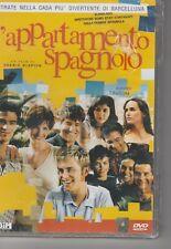 """""""L'APPARTAMENTO SPAGNOLO"""" FILM DVD ORIGIN SIGILLATO!"""