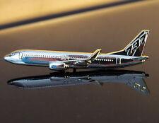 Boeing 737 golden metal pin B737 *sideview* pilot flight attendant uniform 45mm