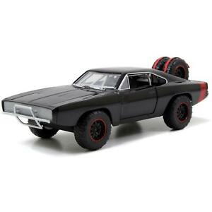 Jada Fast & Furious 1970 Dodge Charger Offroad 1:24, Toy Car Model Collectibles