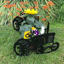 Tractor Floor Standing Garden Planter