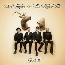 Goliath by Steve Taylor & the Perfect Foil Vinyl LP Record 2015 NEW