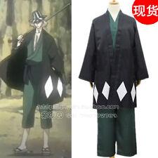 Japón Anime Animación Bleach Urahara Kisuke Cosplay Disfraz