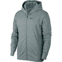 Nike Mens XXL 2XL Long Sleeve Full Zip DRI-FIT Athletic Hoodie Sweatshirt Jacket
