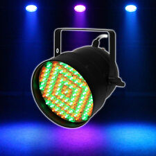 Equinox Black Party Par 56 LED Can Stage Lighting DMX Light Band Disco DJ
