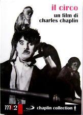 Dvd Il Circo - ed. slipcase 2 dischi Chaplin Collection 1928 Nuovo
