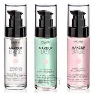 Verona Ingrid Make-Up Base Mattifying/Smothing/Illuminating 30ml