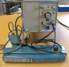 Tektronix AM503 Current Probe Amplifier & A6303 Current Probe TM502A Mainframe