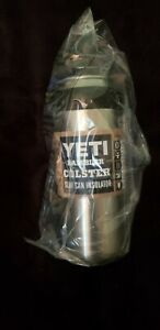 YETI Slim Can Insulator Rambler Colster 12 oz NEW - Sold Out Stainless Steel