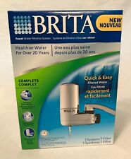 Brita Faucet Water Filtration System NEW in Box