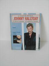 "Johnny Hallyday,La collection officielle  "" Sang pour sang """