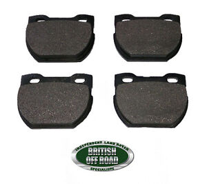 SFP000250 - LAND ROVER DEFENDER REAR BRAKE PADS - 110/130 2002 ONWARDS