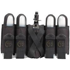 Tippmann Sport Series Harness w/Tank Pouch - 4 + 1 - Black