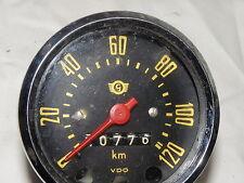 Kienzle Typ TCO 11-4/7 Tacho mit Uhr Tachograph 120kmh Fahrtenschreiber Bus LKW