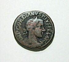 MOESIA SUPERIOR, VIMINACIUM. AE 29, GORDIAN III, 238-244 AD. YEAR ANV. 17.4 G.