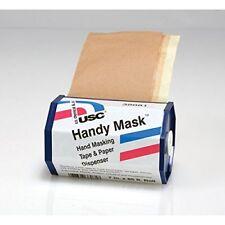 U.S. Chemical & Plastics 38082 Handy Mask Hand Masking Tape & Paper 15 Refills