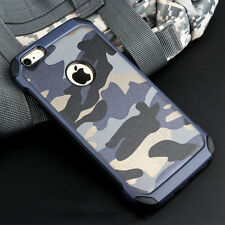 New Fashion Army Camo Camouflage Hard Phone Case Cover For iPhone 5S 6 6S 7 Plus