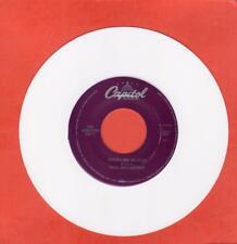 The Beatles 45 Paul McCartney Biker Like An Icon / Things We Said Today WHITE