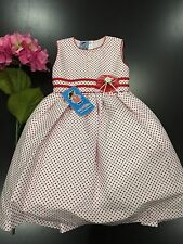 GIRL'S DRESS SIZE 2T / VESTIDO PARA NIÑAS