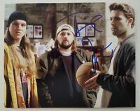 Kevin Smith & Jason Mewes Dual Signed 8x10 Photo Dogma Mallrats Clerks Tusk RAD