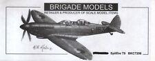 NEW 1:72 Brigade Models BKC7206 Supermarine Spitfire Tr.9 2 seat conversion