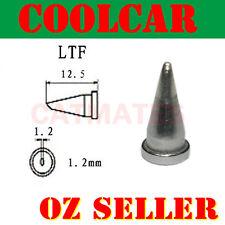 Solder Soldering Station Iron Tip LTF Lead Free FOR Weller WSP80 WSD81 FE 75 OZ