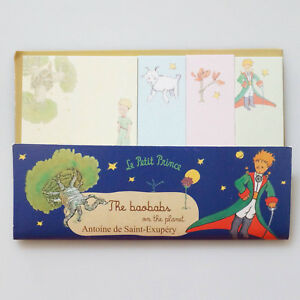 120 sheets The Little Prince Le Petit Prince Sticky Notes Marker Memo #Sheep
