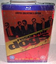 Reservoir Dogs (2008, UK) Limited Petrol Can Tin NEW