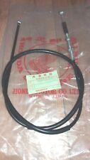 NOS HONDA ELSINORE CR 125 250 R 1978-80 FT BRAKE CABLE 45450-467-000 RED ROCKET
