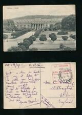 More details for gb army of the rhine 1919 apo s138 m.t inspection unit...ppc coblenz castle