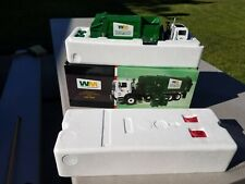 First Gear Garbage Truck 1/34 Scale Mack Waste Management Side-Loader New In Box