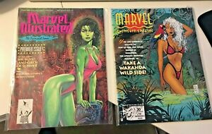 Marvel Comics The Swimsuit Edition - Premiere & the Swimsuit Special #1 - NM