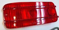 1969 Ambassador Tail Light Lens nos 3205345 AMC Nash Marlin Rambler 1967,1968,69