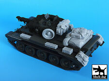 Black Dog 1/35 British Cromwell Tank Accessories Set WWII (for Tamiya) T35024