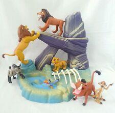 Disney The Lion King Pride Rock Playset With Figures SIMBA, SCAR, TIMON & PUMBA