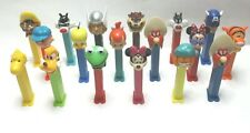 18 Vintage Pez Dispensers