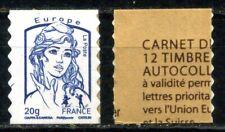 ADHESIF N° 852a CIAPPA EUROPE 20 Gr DE CARNET NEUF **