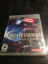 CASTLEVANIA Lords Of Shadow SEALED NEW PlayStation 3 PS3