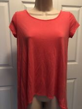 American Eagle Outfitters Ladies XS/TP Coral Blouse