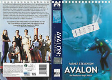 AVALON - NEL PROFONDO DEGLI ABISSI (1999)  vhs ex noleggio