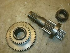 1966 Ford 3000 Tractor 8 Speed Transmission Gears Amp Shaft