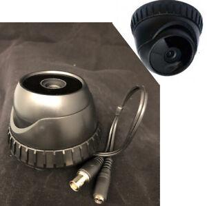 """KPC133ZEP F36 Dome Kamera schwarz mit IR-LED 3,6 mm Farbkamera 1/3"""" CCD - neu"""